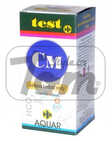 Aquar test CM 20 ml