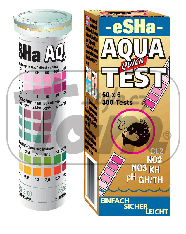 eSHa Aqua Quick Test 50 ks