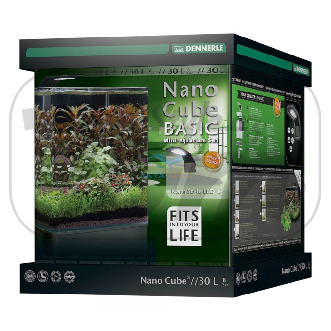 Dennerle Nano Cube Basic LED 30 l