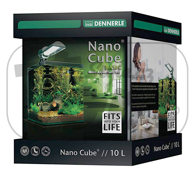 Dennerle Nano Cube Basic LED 10 l